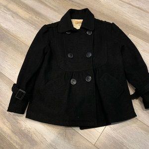 PIKO 1988 black cropped jacket